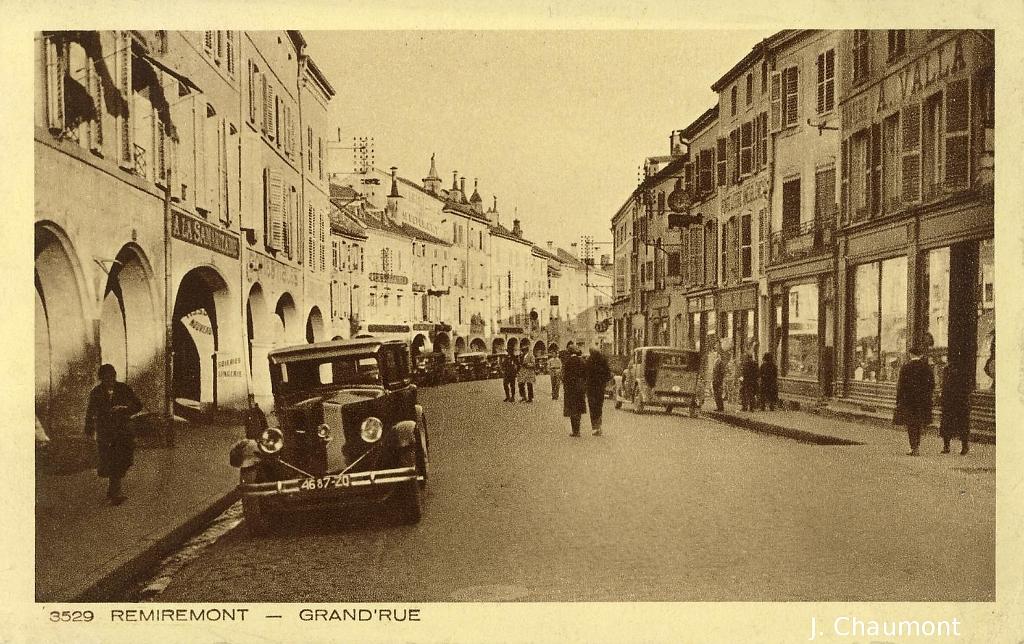 Remiremont Automobile : remiremont remiremont grand 39 rue automobile ~ Gottalentnigeria.com Avis de Voitures