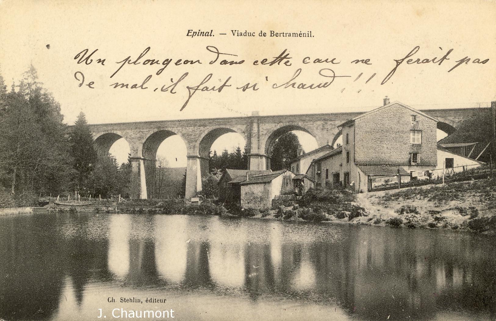 Viaduc de Bertraménil