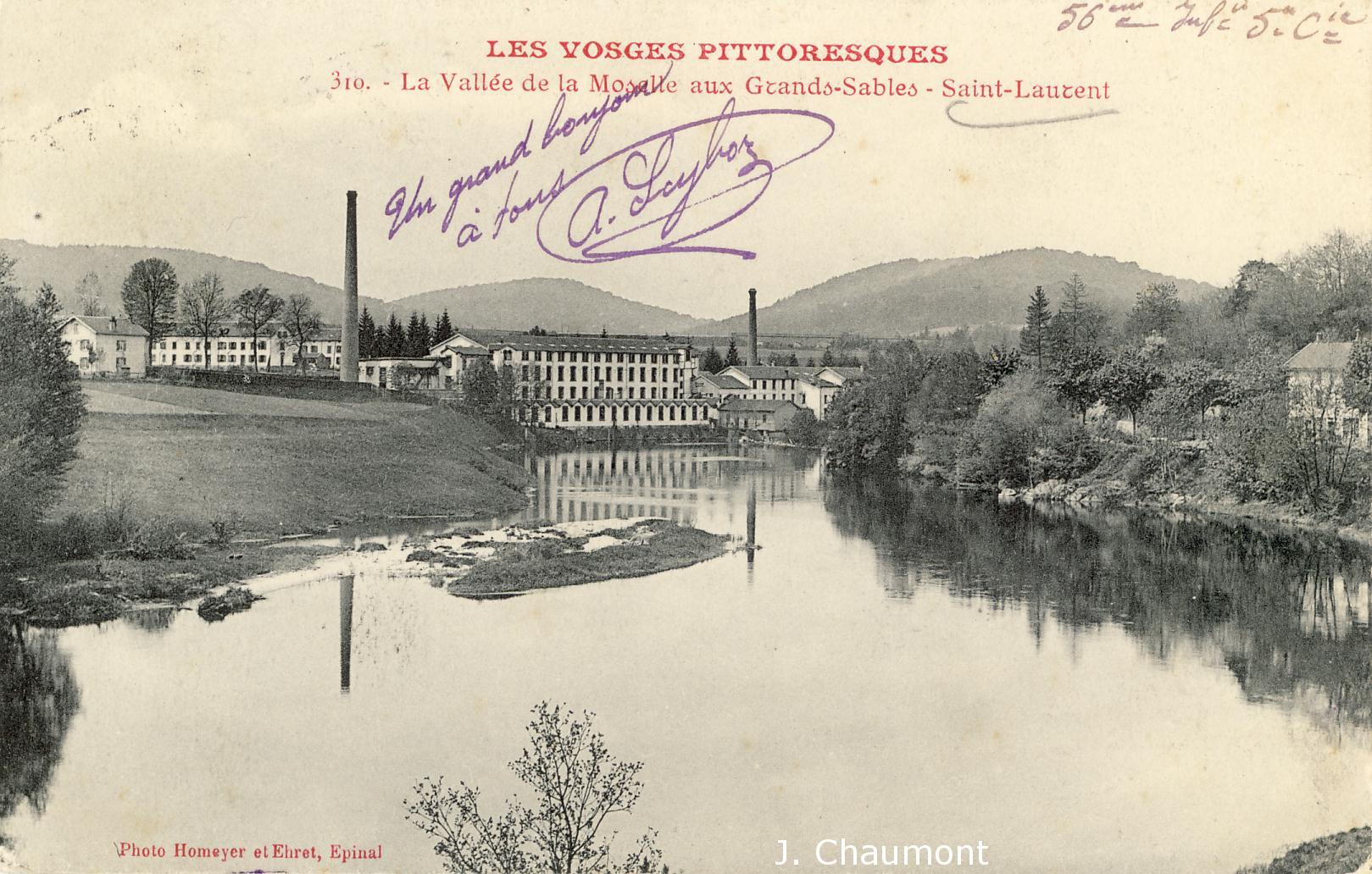 Vallée de la Moselle aux Grands-Sables