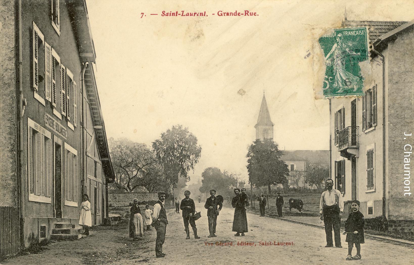 La Grande-Rue
