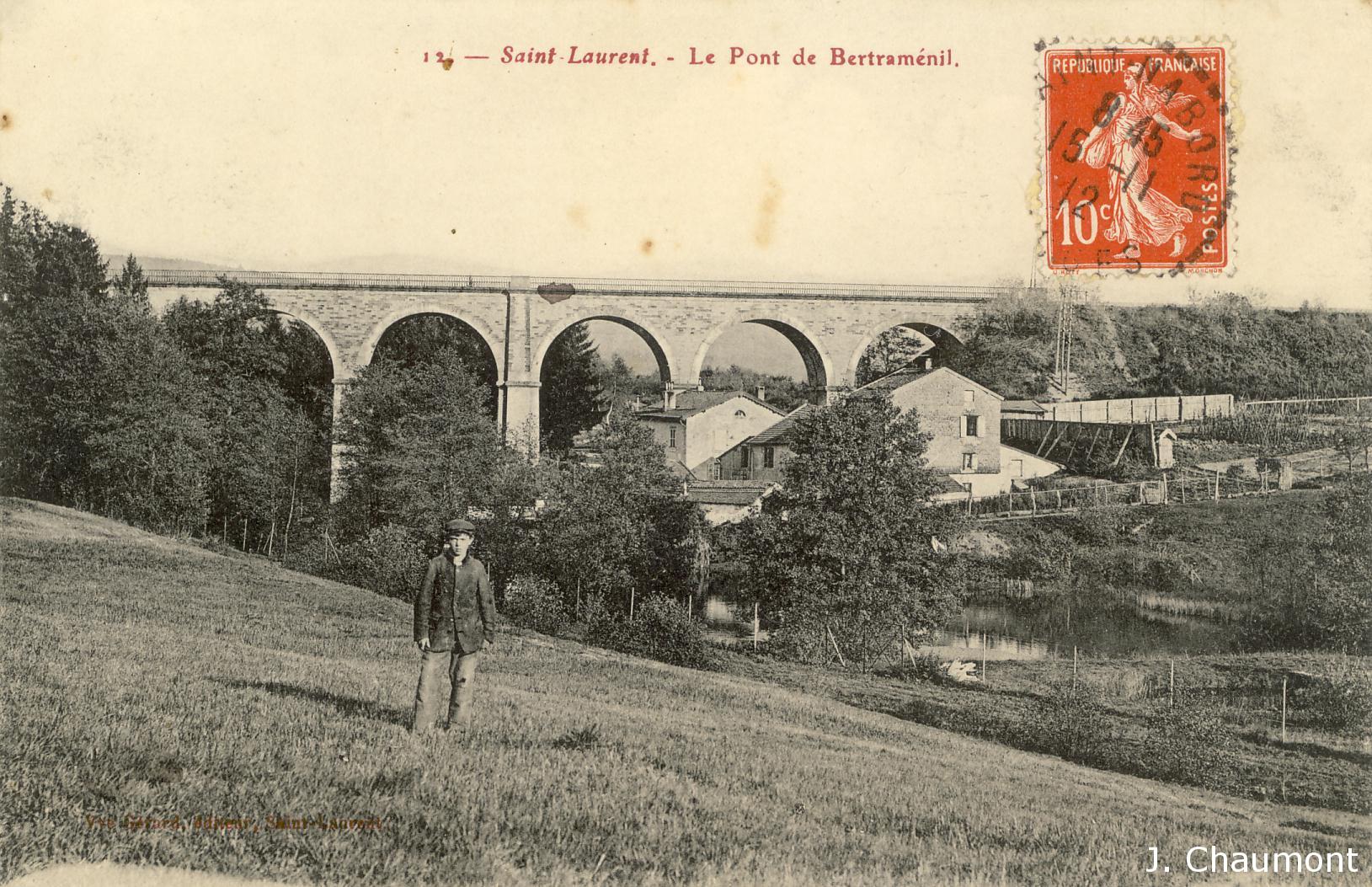Pont de Bertraménil