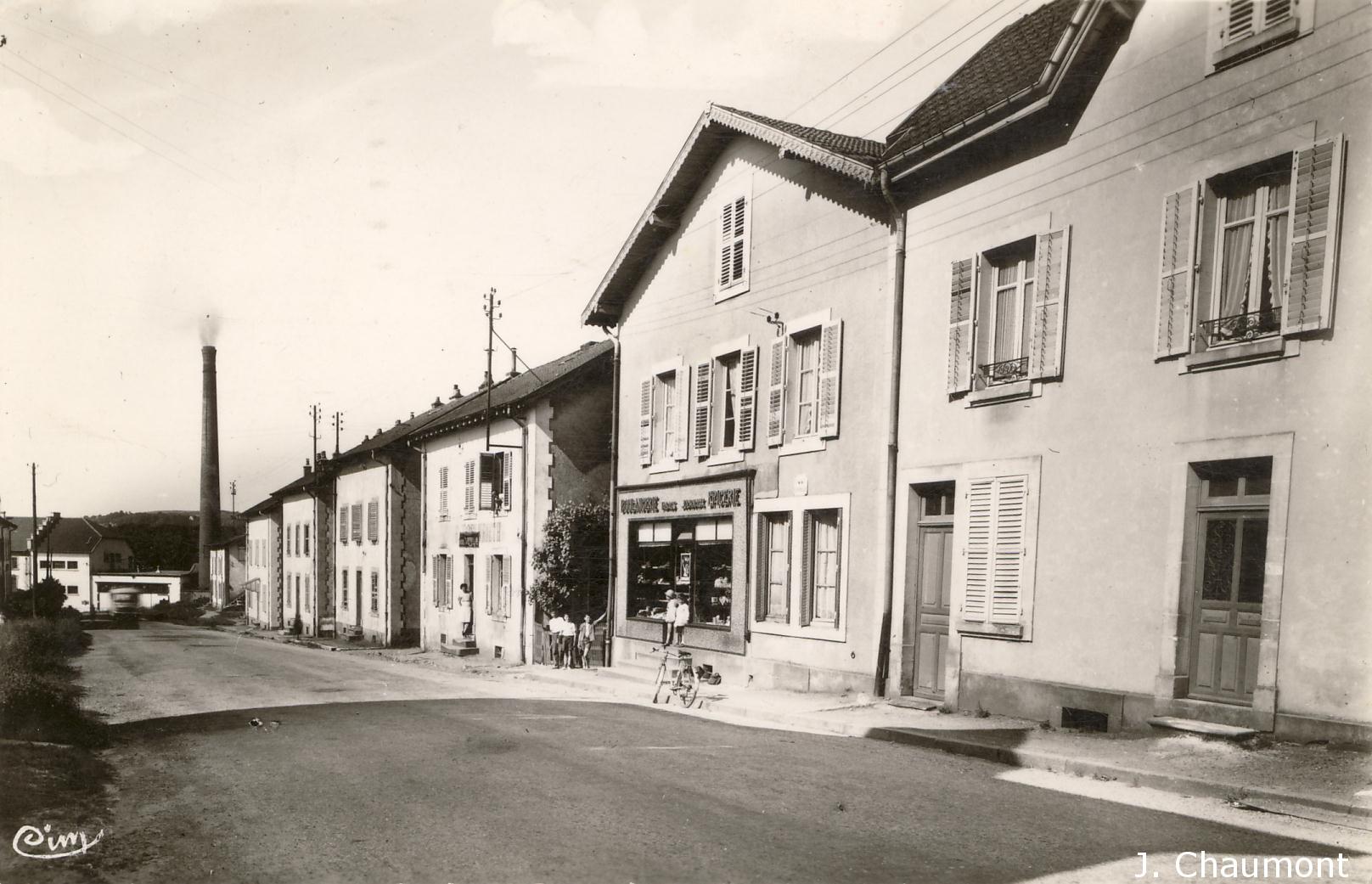 Rue de la 7e Armée