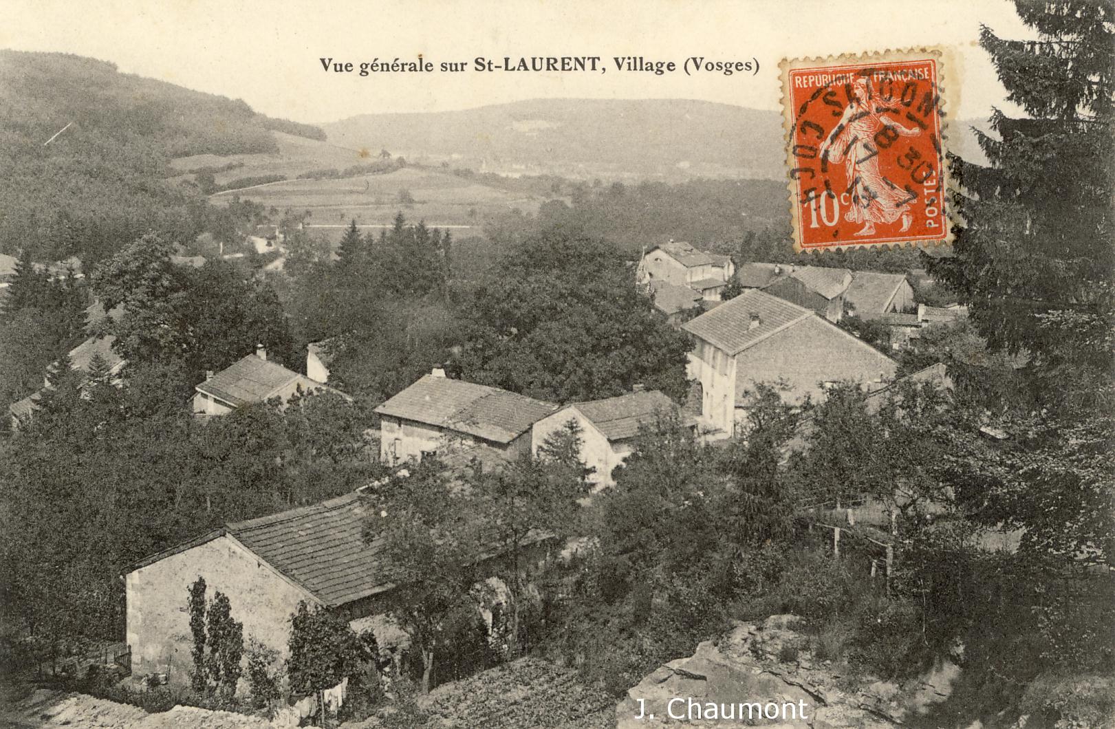 Vieux Saint-Laurent